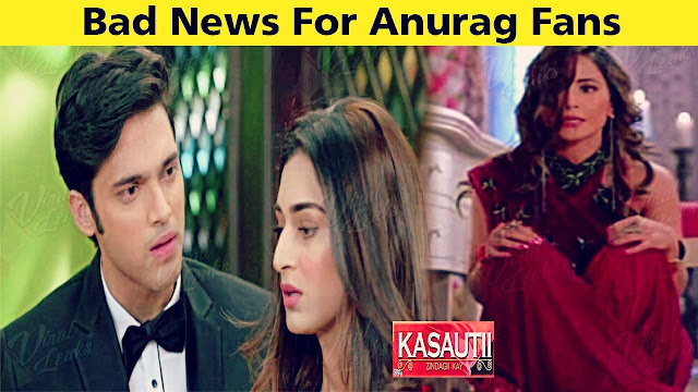 MAHA- MILAN : Anurag Sneha maha-milan putting Prerna's motherhood on stake in Kasauti Zindagi Ki 2