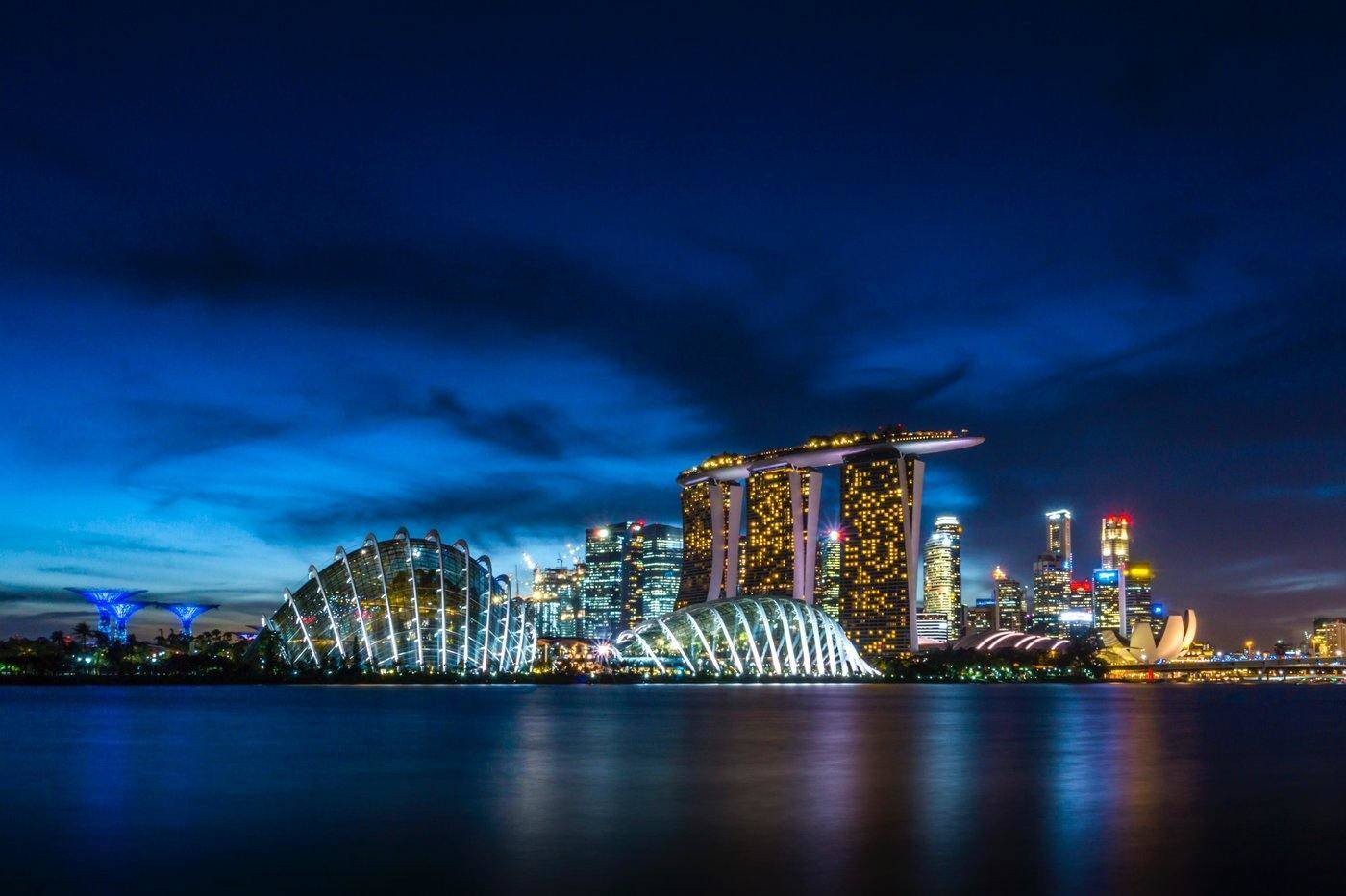 singapore - 8 most beautiful and best cities to visit in asia