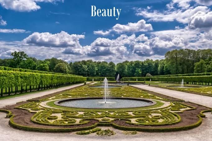 Allah is Beauty