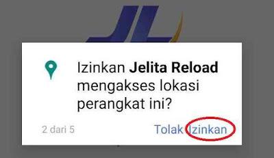 Cara Download & Menggunakan Aplikasi Android Jelita Reload