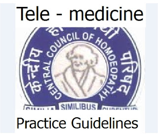 Tele-medicine Practice Guidelines