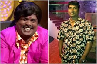Tamil Actor Vadivel Balaji