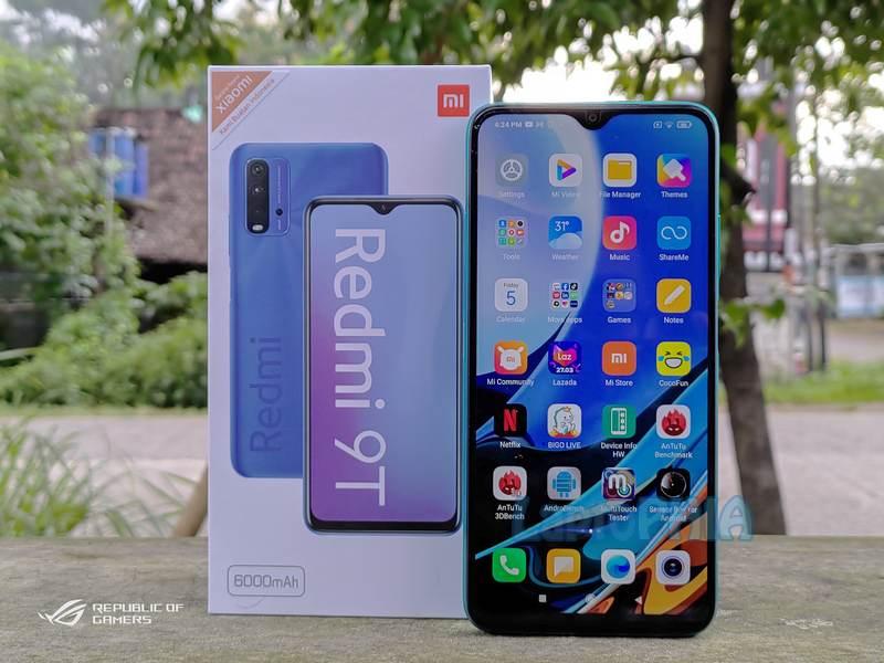 Review Xiaomi Redmi 9T