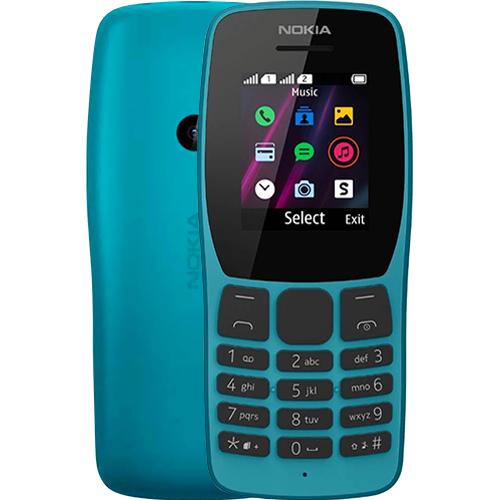 Điện Thoại Nokia 110 DS Xanh