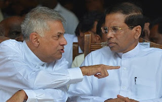 President maithripala's Statement based on intelligence report