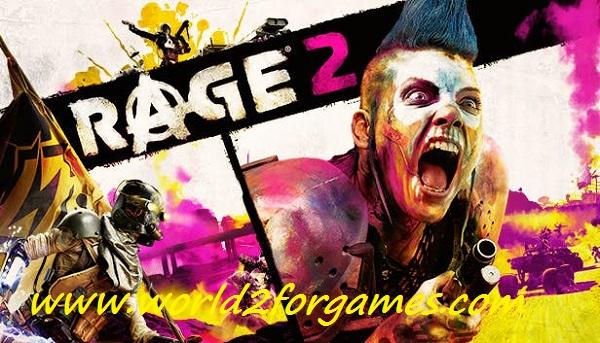 تحميل لعبة RAGE 2 للكمبيوتر