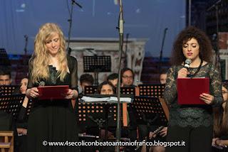 Presentano il concerto musicale celebrativo: Katia Trifirò ed Elisa Trifirò