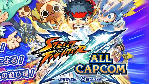 Breath of Fire 6 e Street Fighter x All Capcom são anunciados