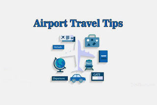Airport Boarding Travel Tips