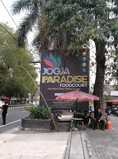 Outlet sate Ratu di Jogja Paradise Foodcourt