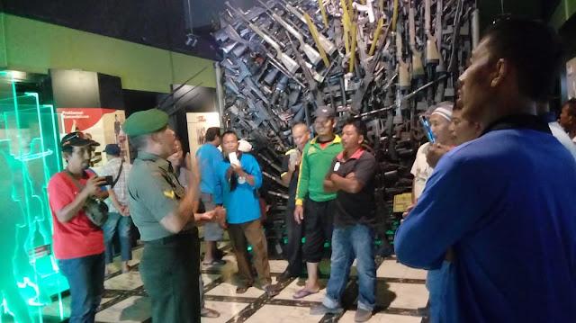 Menghilangkan Stigma Masyarakat Tentang Museum Dharma Wiratama Yogyakarta