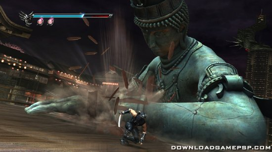 Ninja Gaiden Sigma 2 Plus Download Game Psp Ppsspp Psvita Free