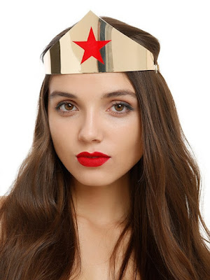 Wonder Woman Metal Tiara