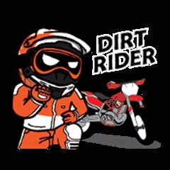 Dirt Rider (Motocross) V.ENG