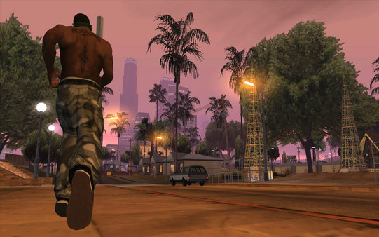 Grand Theft Auto San Andreas Free For PC