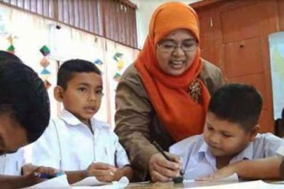 Guru Adalah Profesi dengan Tanggung Jawab Besar