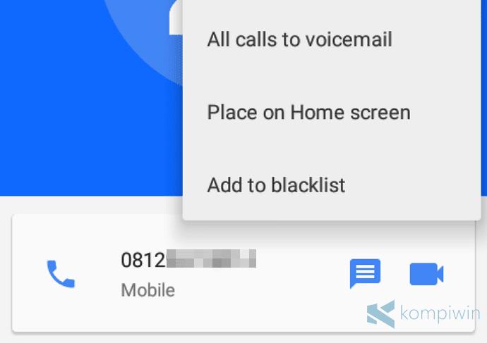 voicemail android jaringan sibuk