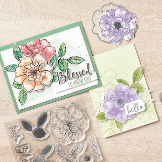 Stampin' Up! To a Wild Rose Bundle ~ 2019-2020 Annual Catalog #stampinup