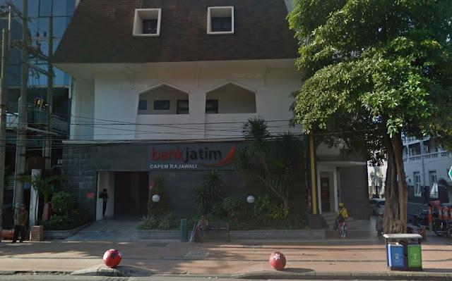 Daftar Lengkap Alamat Kantor Bank Jatim di Surabaya