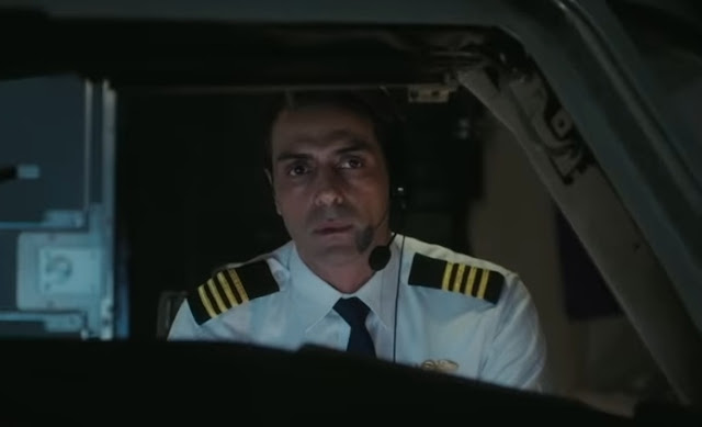 Arjun Rampal as Captain Karan Sachdev in The Final Call