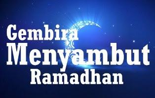 5 Persiapan Menyambut Ramadhan Menurut Sunnah