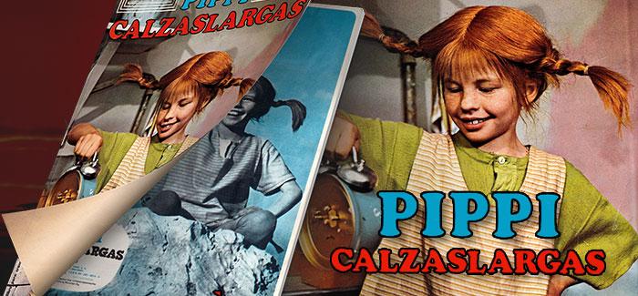 Álbum Pippi Calzaslargas (Fher, 1974)