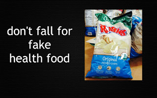 Fake Health Foods Lead to Fake Fitness