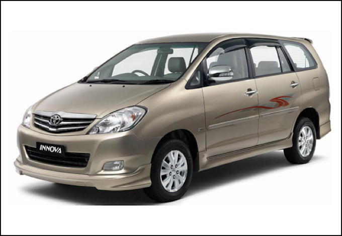 Toyota Innova 2.0 (A) or Similar