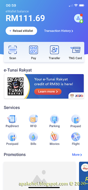e-Wallet Touch N' Go