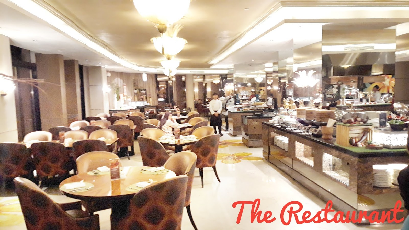 The restaurant hotel Trans