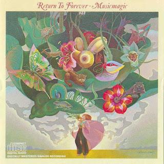 Return To Forever - 1977 - Musicmagic
