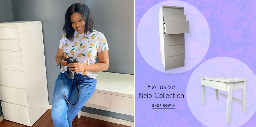 Furniture Pieces Made for Vlogger Nelo Okeke in Port Harcourt, Nigeria