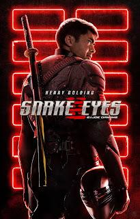 Snake Eyes: G.I. Joe Origins [2021] [DVDR] [NTSC] [Latino]