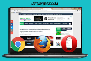 Pengertian dan Cara Kerja Web Browser