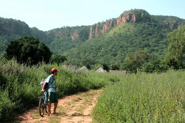 Tourisme, zone, paysage, environnement, végétation, chute, cascade, montagne, Dindéfélo, Kédougou, LEUKSENEGAL, Dakar, Sénégal, Afrique