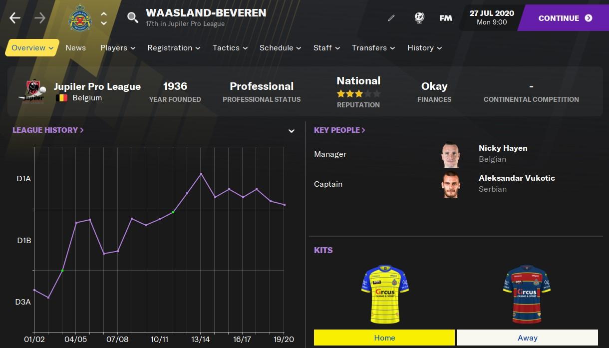 Waasland FM21