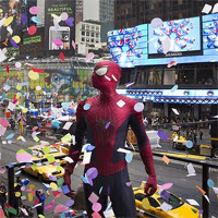 Despide el año desde Times Square con The Amazing Spider-Man 2