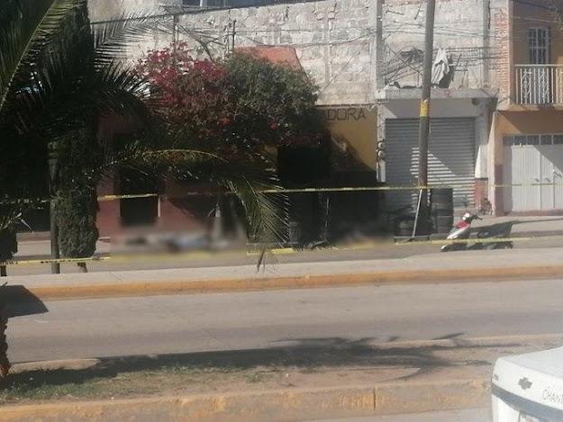Video: 3 ataques armados simultáneo en Dolores Hidalgo; Guanajuato con armas largas y granadazos dejan 8 muertos y  3 heridos