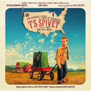 The Young and Prodigious T.S. Spivet Canciones - The Young and Prodigious T.S. Spivet Música - The Young and Prodigious T.S. Spivet Soundtrack - The Young and Prodigious T.S. Spivet Banda sonora