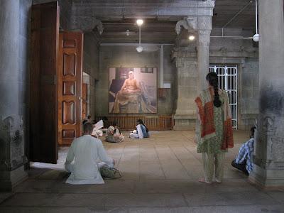 Ramana Maharshi Ashram Temple