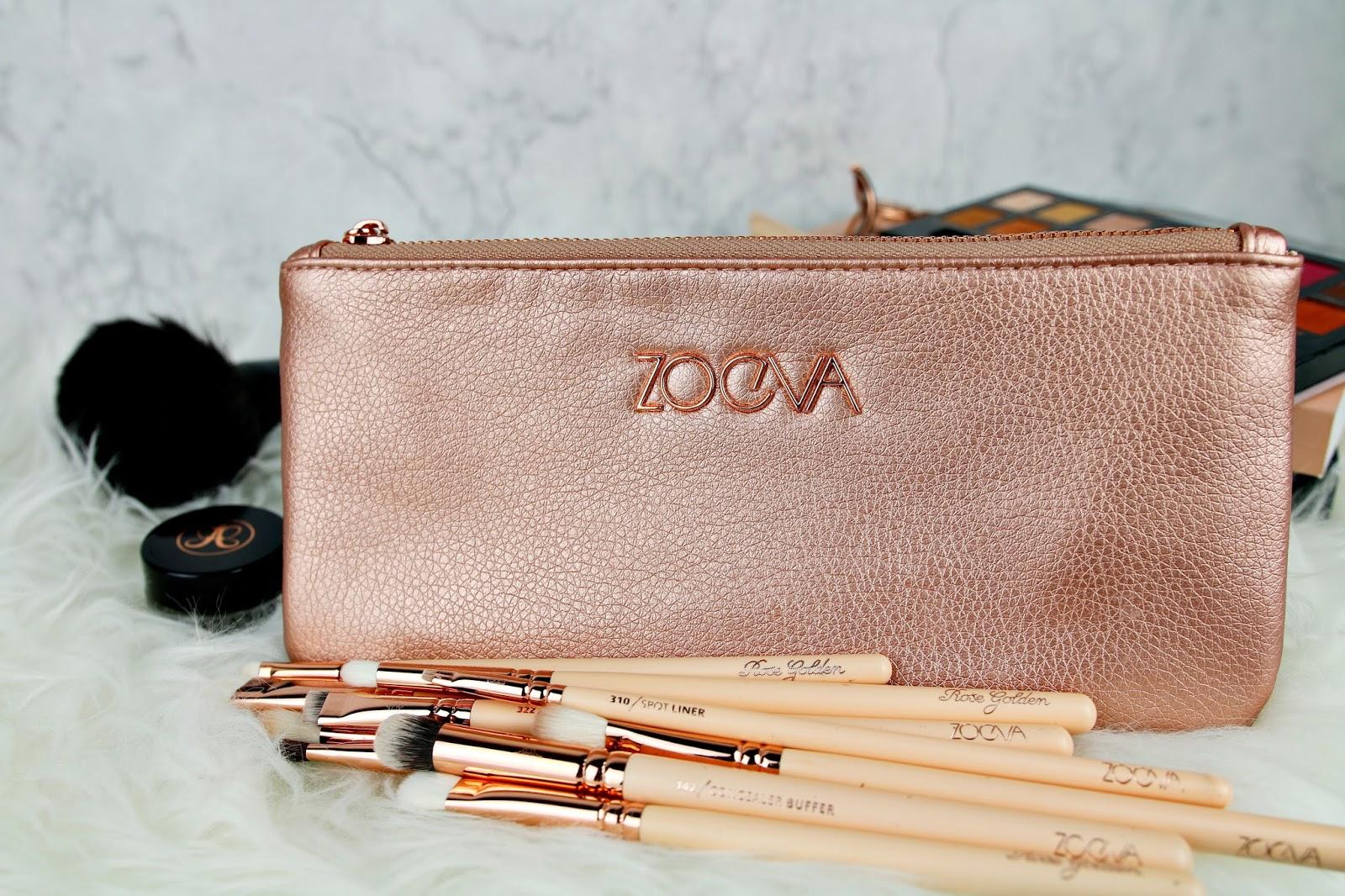 Zoeva Rose Golden Complete Eye Set vol. 2 opinie