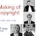 Online conference announcement: 'The Making of EU Copyright'