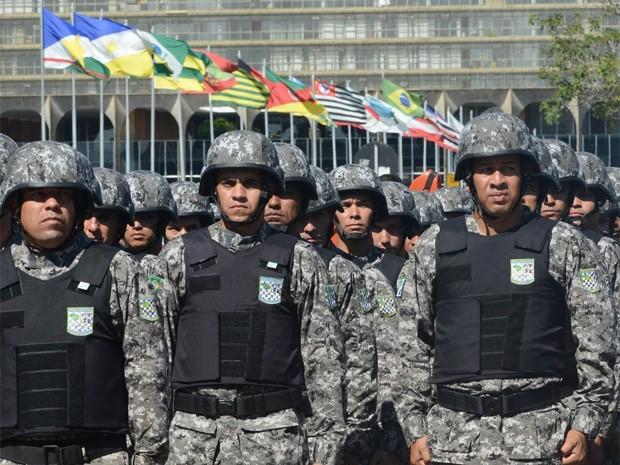 Chapadinha recebe reforça da Policia Federal durante as eleições de 2016