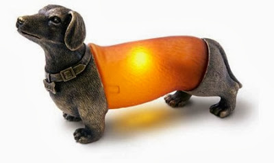 Creative and Cool Dog Lamps (15) 12