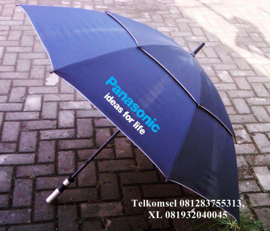 payung golf 2 susun, payung golf fiber,Harga payung, jual payung, payung promosi, payung souvenir, payung hujan, souvenir payung