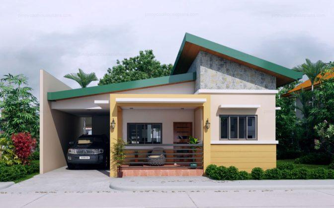 Berita tv malaysia beautiful small house with plan for Small house design malaysia