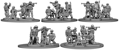 British Infantry Renders picture 2