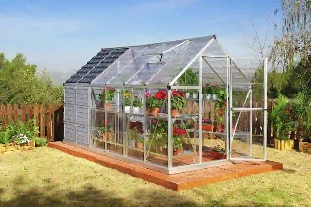 A Hobby Greenhouse Will Get You A Growing!