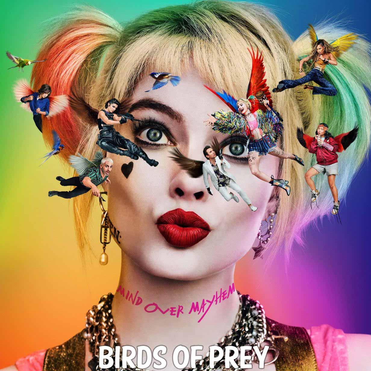 Birds Of Prey Full Hd Movie Download 2020 {Hindi-English} -Tamilrockers