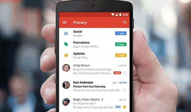 Cara Merubah Tampilan Gmail ke Versi Lama